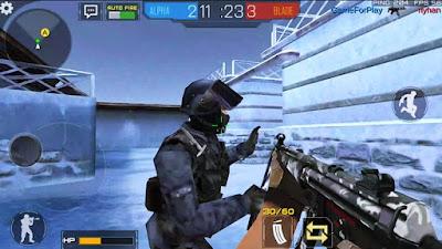 لعبة Overkill Strike مهكرة للأندرويد - تحميل مباشر