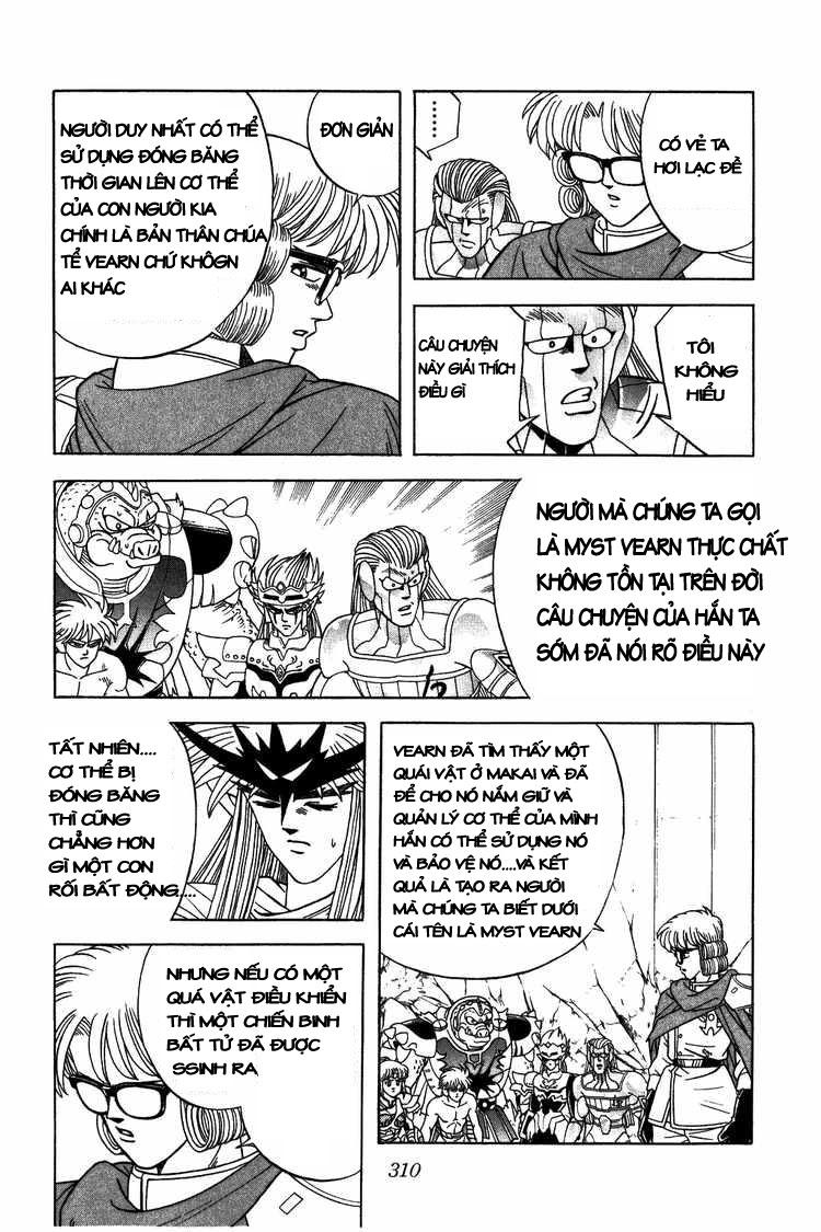 Dấu ấn rồng thiêng chap 315 trang 8
