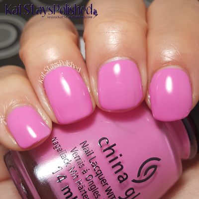 China Glaze - Desert Escape: Don't Mesa With My Heart | Kat Stays Polished
