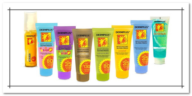 dermplus, sunscreen