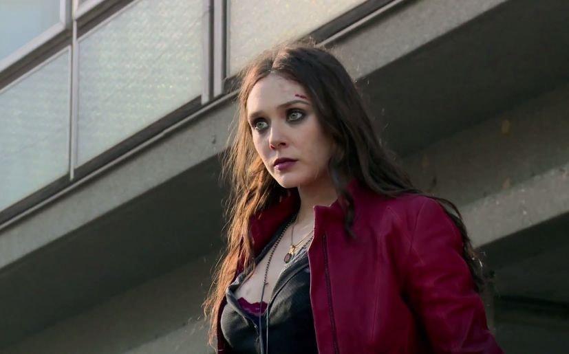 Scarlet Witch của 'Avengers': Không phải từng khỏa thân là thích hở -1