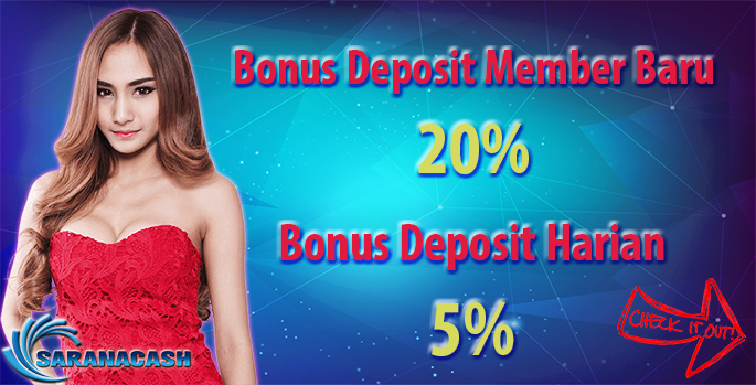 Bonus Depo Member Baru dan Deposit