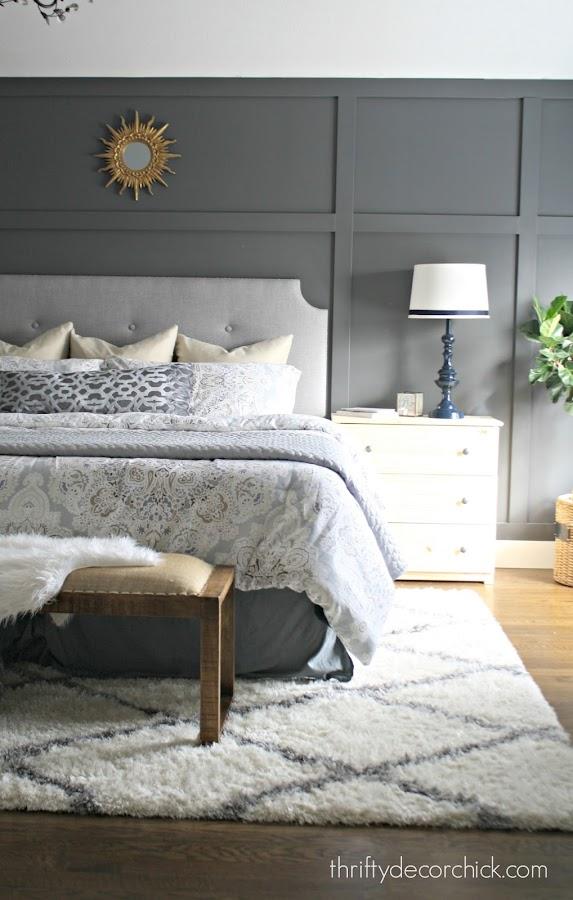 Tarva IKEA dresser as nightstand