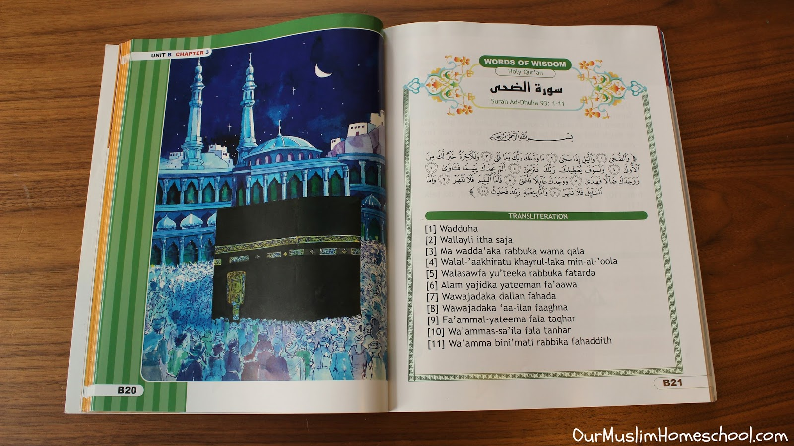 Ramadan Favourites - Muslim Homeschooling Resources