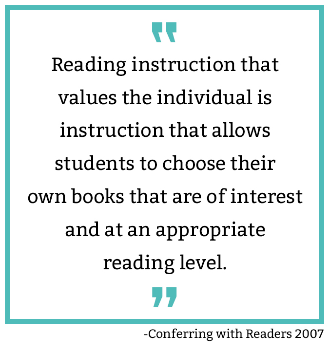 Conferring With Readers I Teach Whats Your Superpower