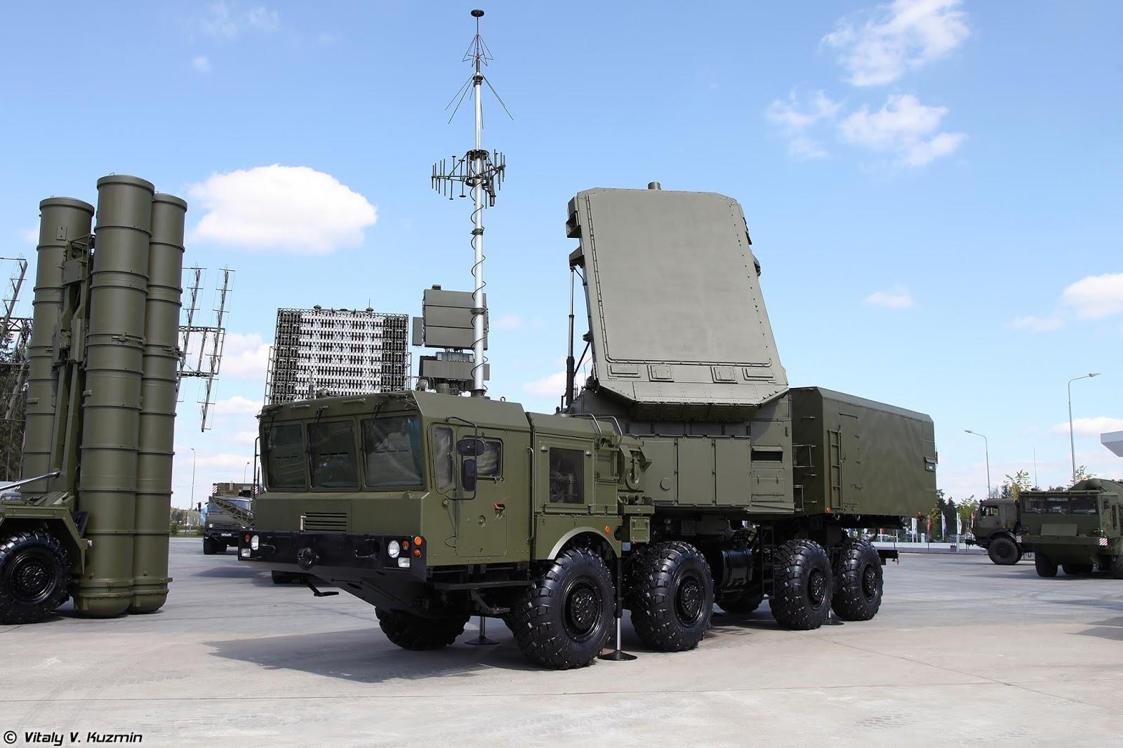 Turki Siap Hadapi Sangsi AS Dengan Beli Rudal S-400