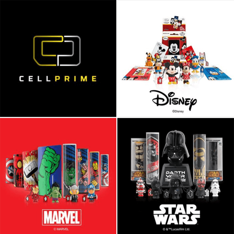 Cellprime x Disney