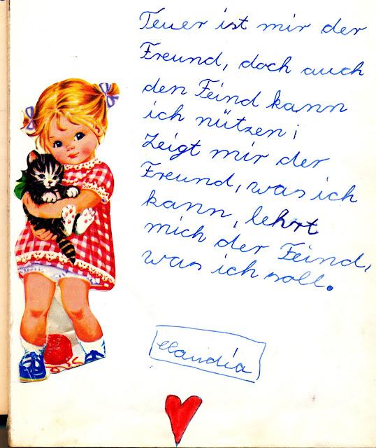 poesiealbum die spr che die botschaften f r 39 s leben lyrikheute. Black Bedroom Furniture Sets. Home Design Ideas