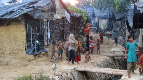 Bangladesh Batal Pindahkan Pengungsi Rohingya ke Pulau