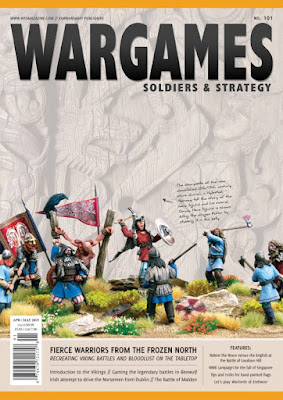 Wargames, Soldiers & Strategy, 101, Apr-May 2019