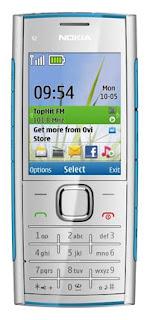 Harga Nokia X2-00