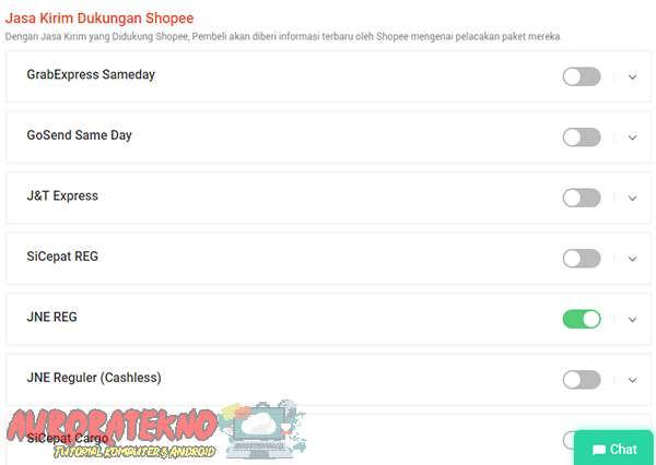 Terlengkap!!! 2 Cara Membuat Toko Di Shopee Lewat HP Android & Laptop