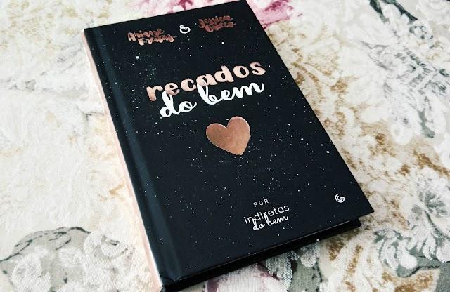 [RESENHA #410] RECADOS DO BEM - ARIANE FREITAS E JESSICA GRECCO