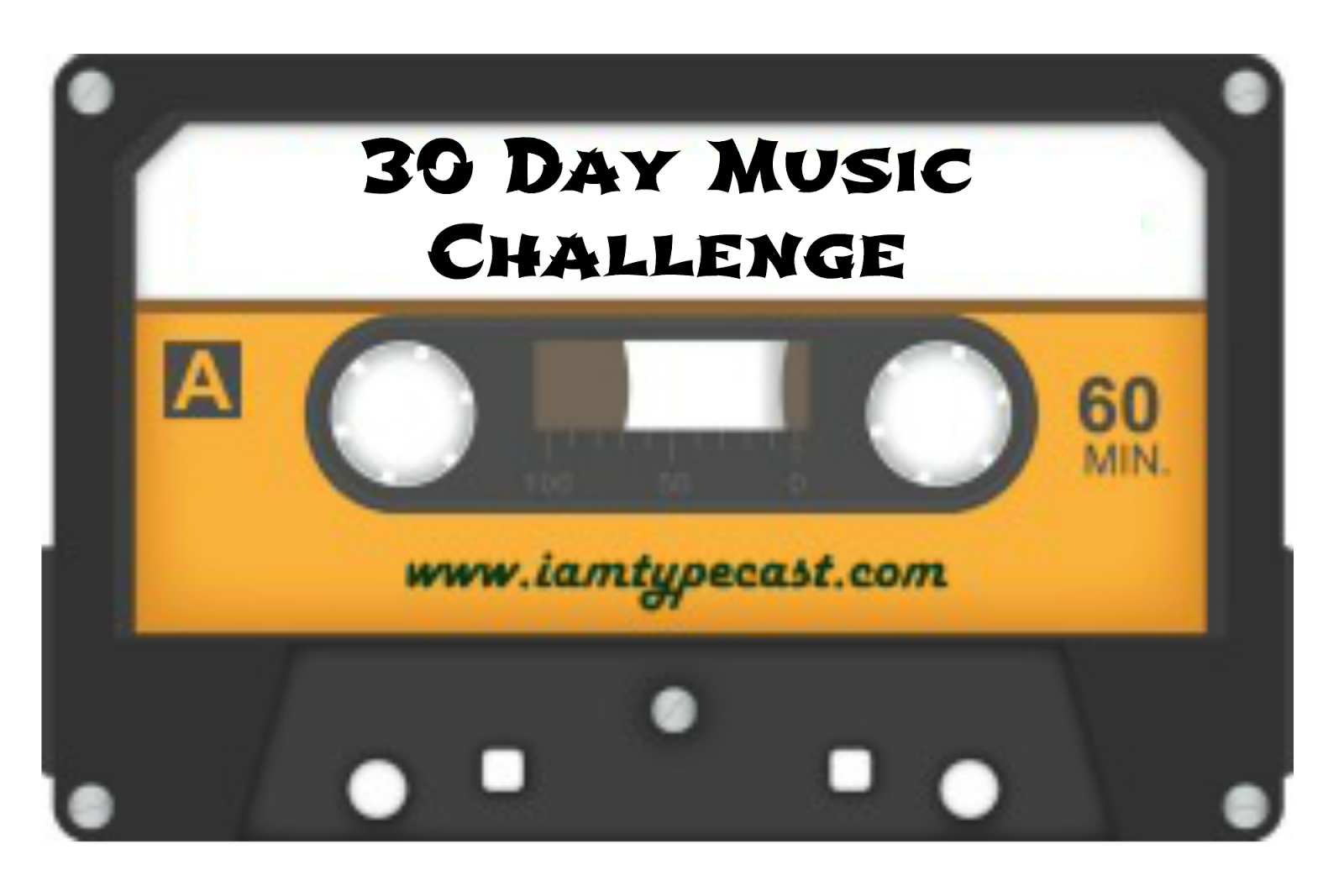 Soundtrack To My Life 30 Day Music Challenge