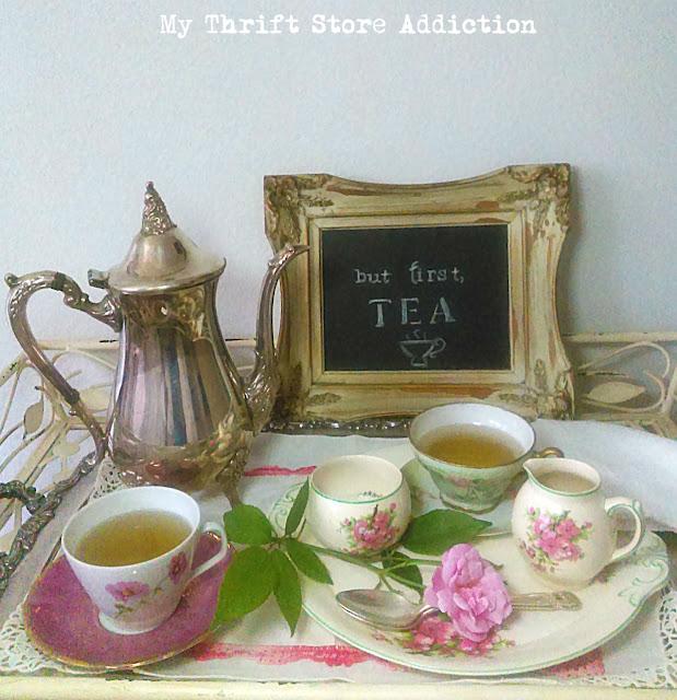 Tea and Roses Blog Hop