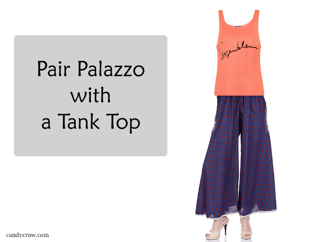 7 Style Tips On What To Wear With Palazzo Pants