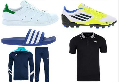 Adidas Sale: Kleidung & Schuhe ab 9,99 € inkl. Versand bei