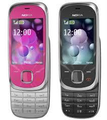 Spesifikasi Handphone Nokia 7230 Slide