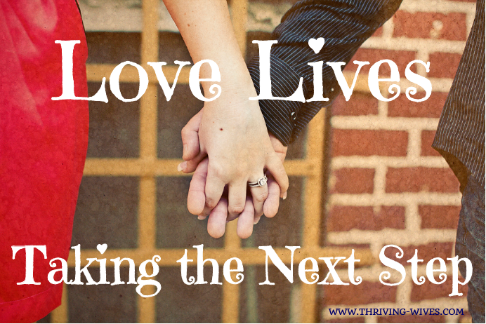taking the next step in a relationship