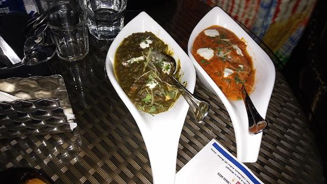 Parathas n Tikkas , Lokhandwala, Andheri west