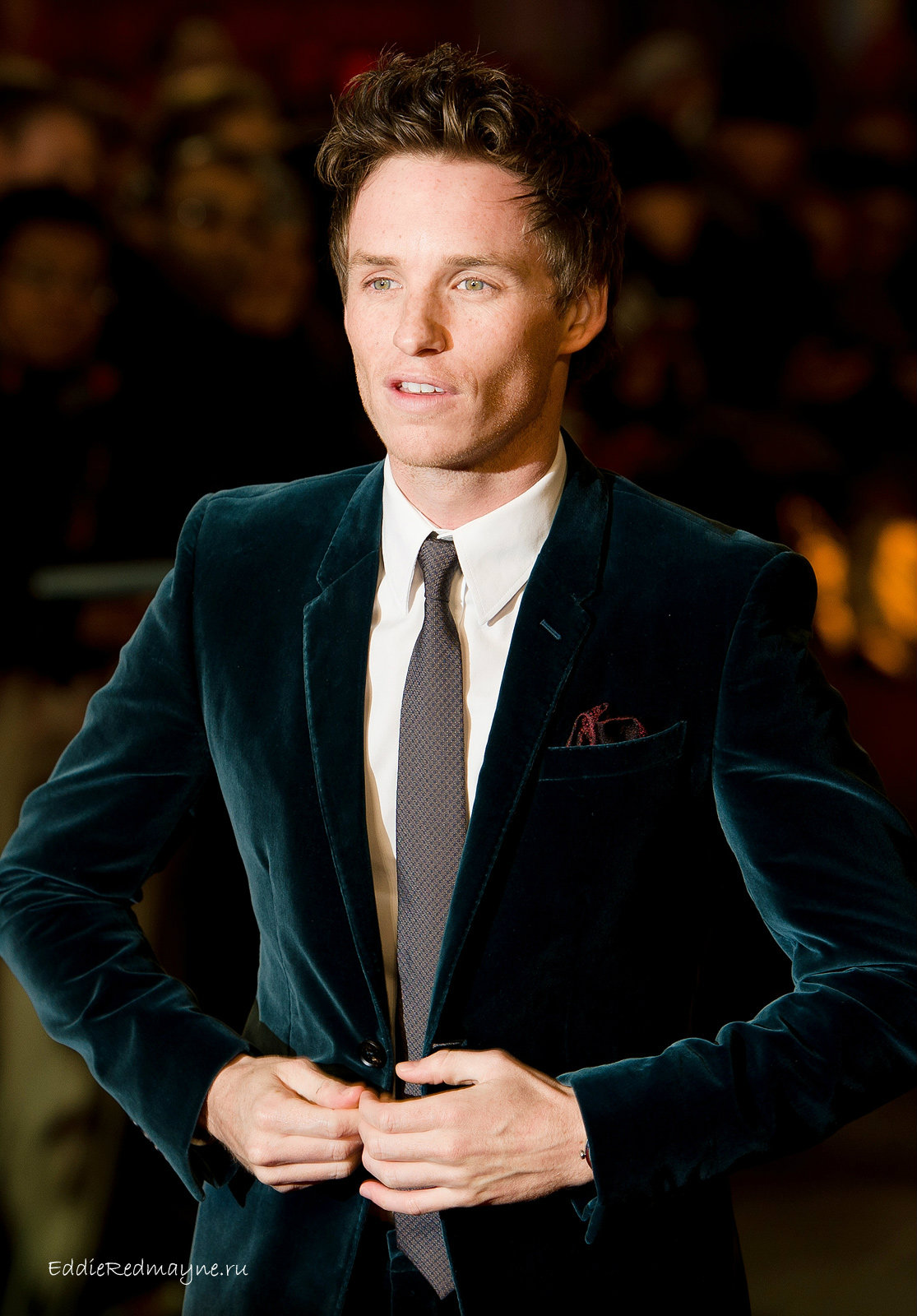 Addicted to Eddie: Les Mis World premiere - London 5 ...