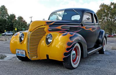 1939 ford deluxe coupe hot rod pictures - Hot Rod Cars