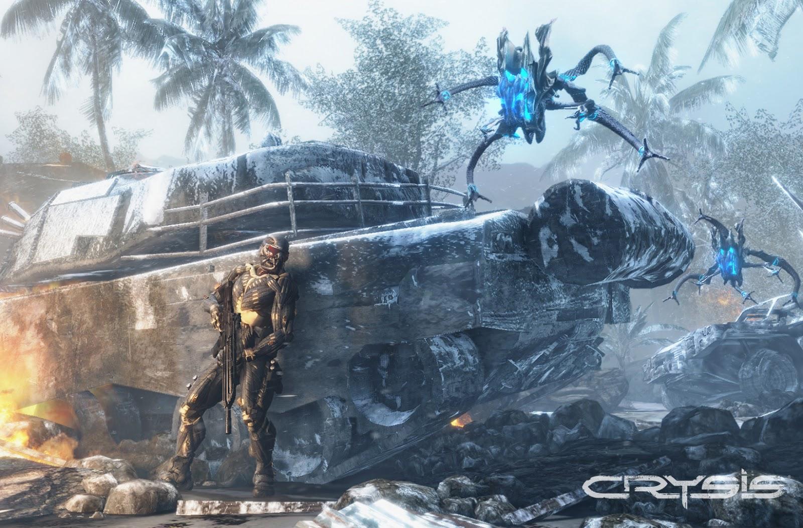 Crysis PC Full ESPAÑOL REPACK 2 DVD5 (JPW) 5