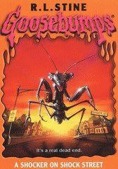 Goosebumps #35 A Shocker on Shock Street PDF Download