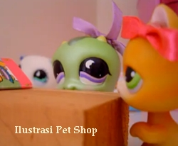 usaha pet shop