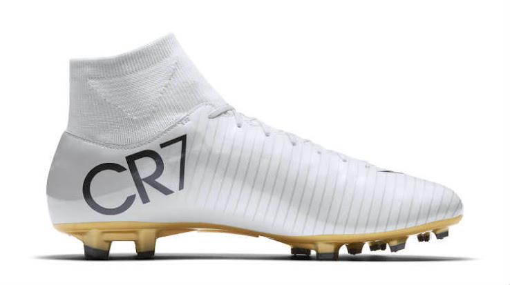low priced 51d01 b0409 Nike Mercurial Victory CR7 Vitórias 2016 Ballon d'Or Boots ...