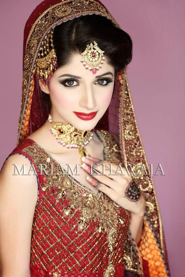 Bridal Hairstyle Bangladesh Damen Hair