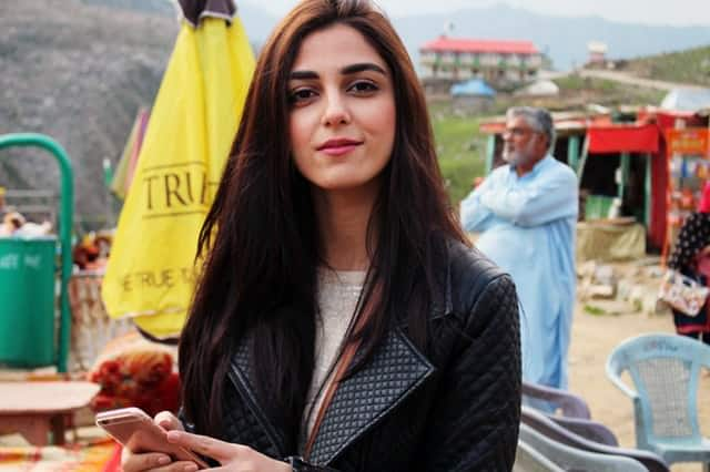 Maya Ali Most Beautiful Pakistani Actress
