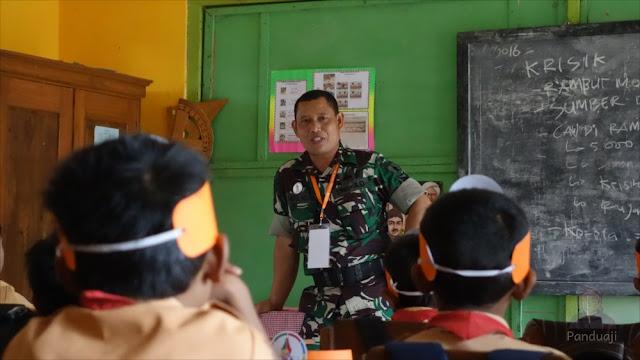 Bapak Abdul Majid dari TNI AD