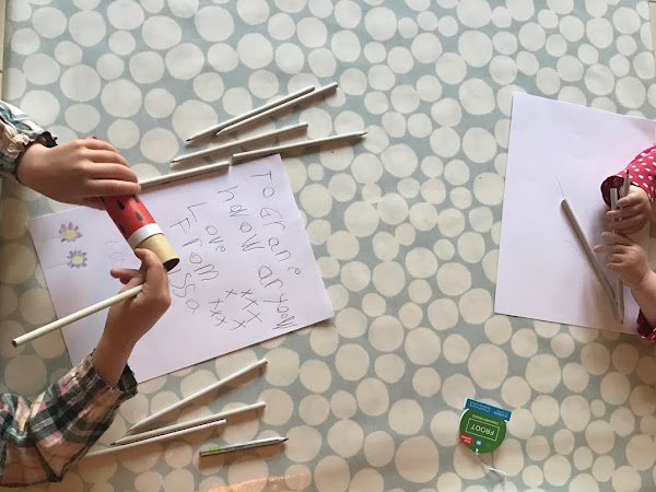 10 Reasons To Encourage Children To Write Letters