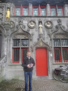 Bruges - Holy Blood Chapel - West Flanders Belgium
