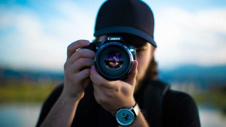 The Ultimate Photography Course - Beginner to Advanced