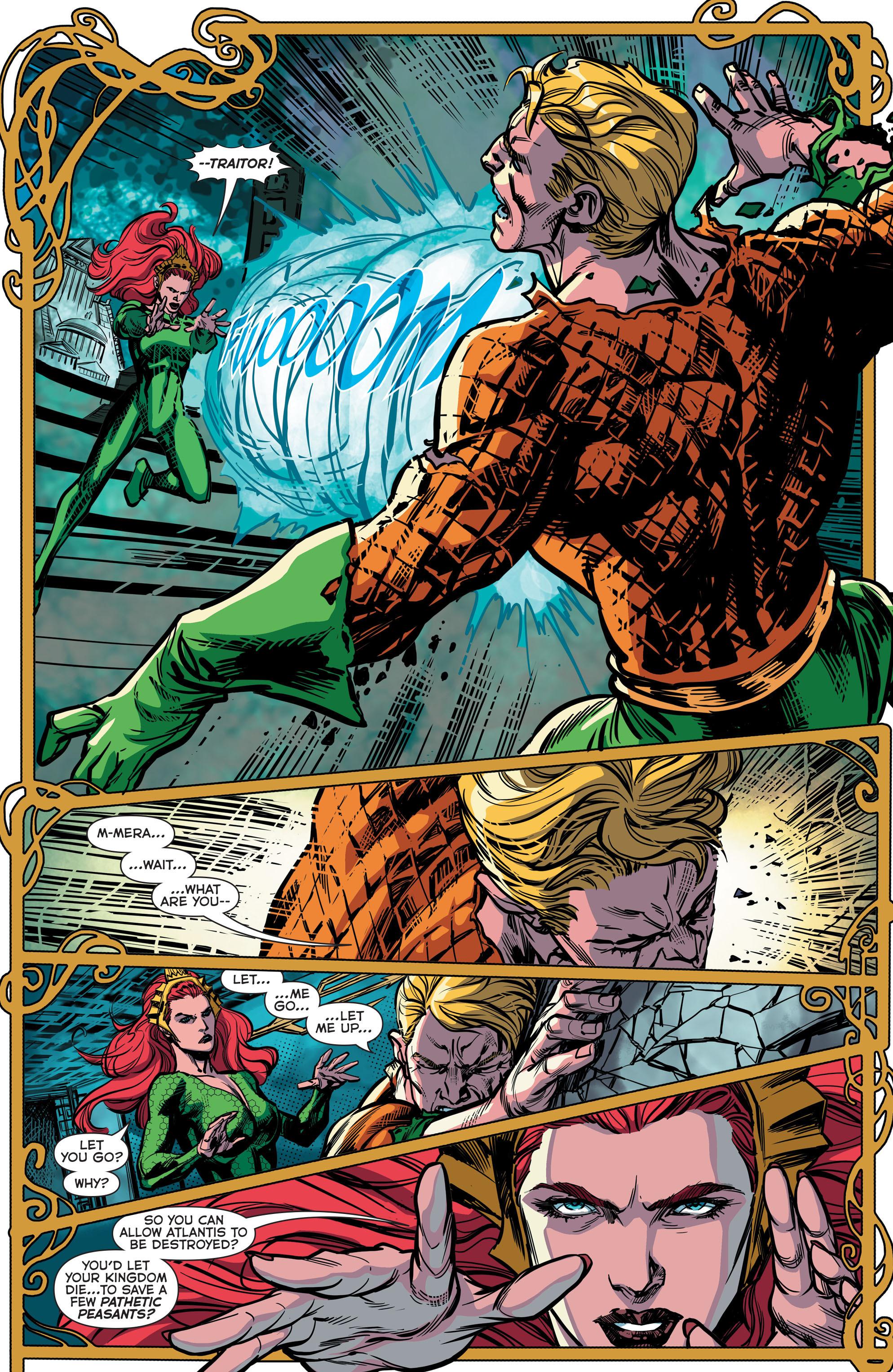 Read online Aquaman (2011) comic -  Issue #43 - 5