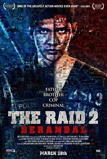 Download Film The Raid 2: Berandal (2014) BluRay