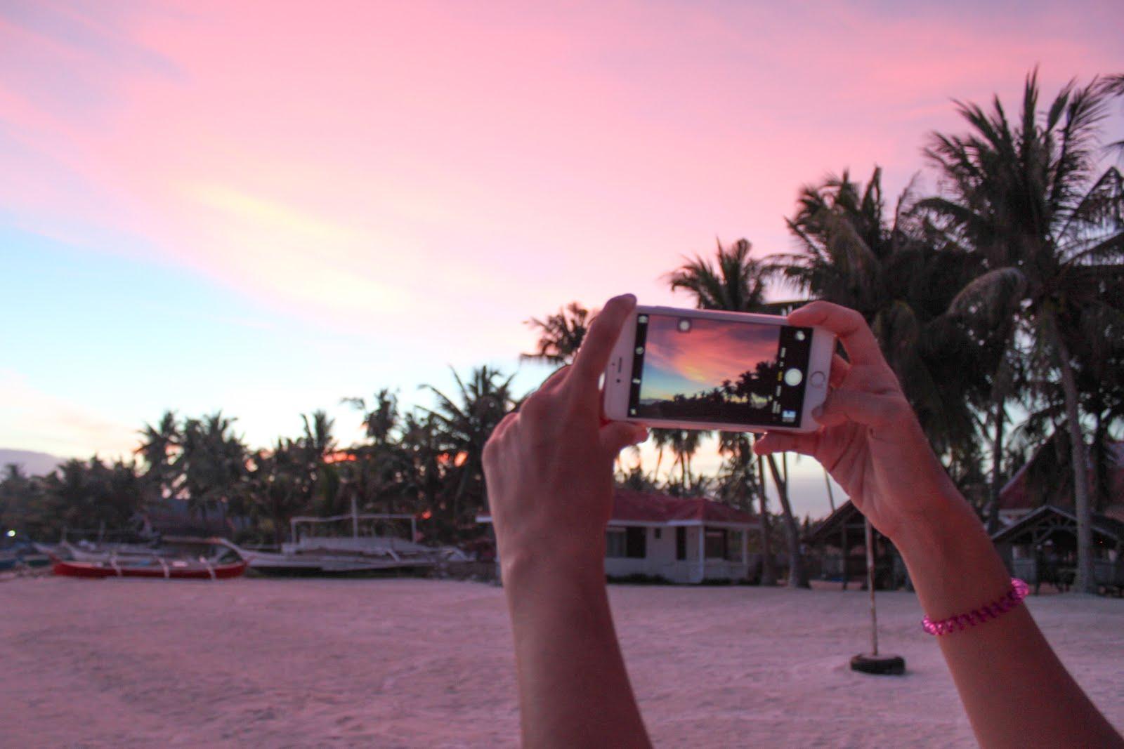 Bantayan Filipinas Sunset