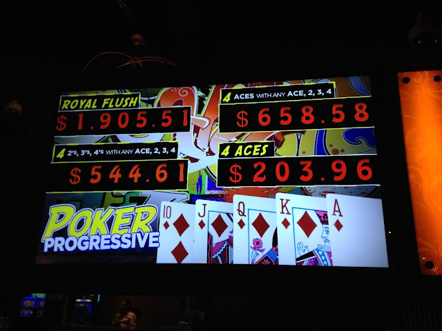 downtown grand las vegas video poker progressive