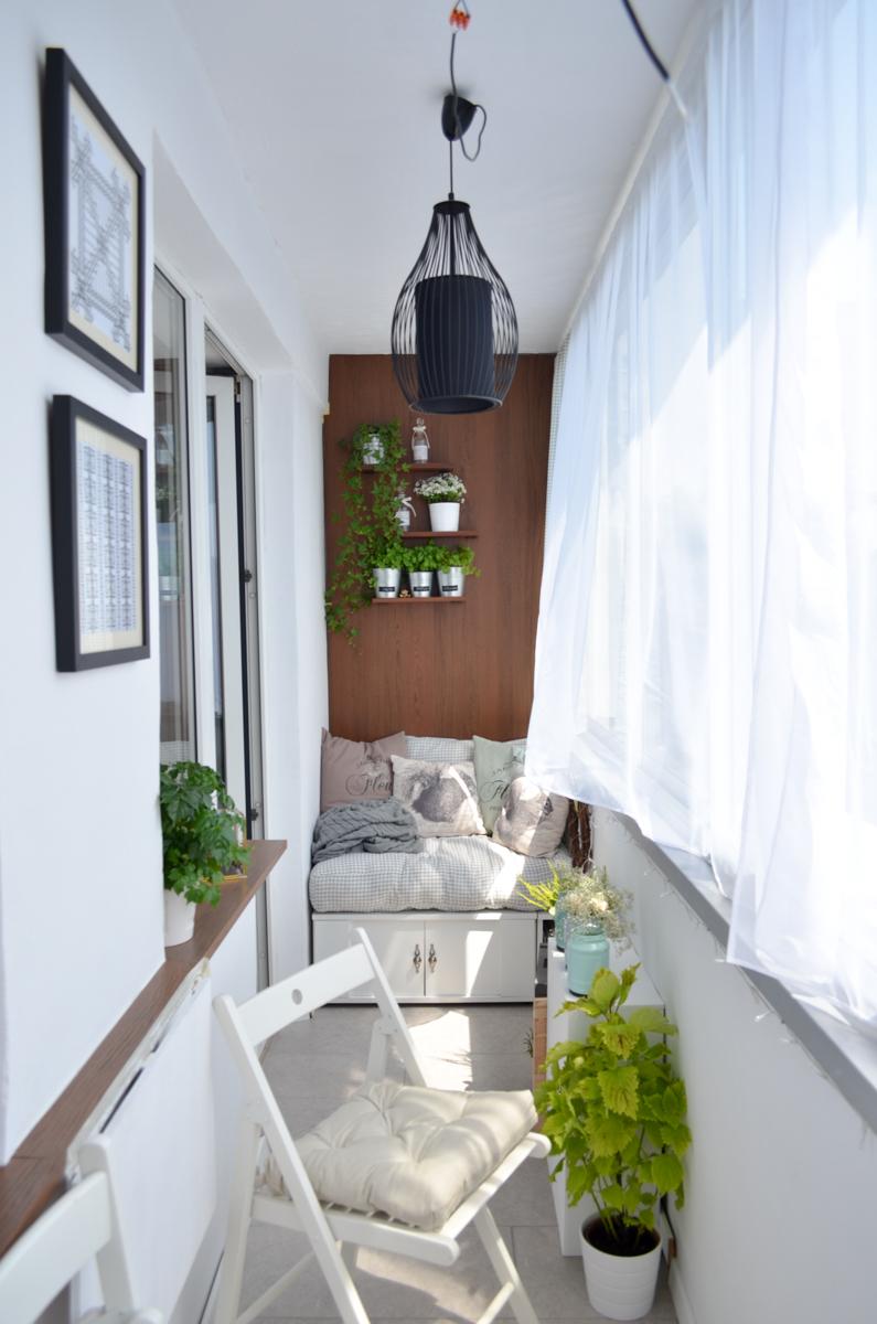 balkon w bloku jak go urz dzi piafka. Black Bedroom Furniture Sets. Home Design Ideas