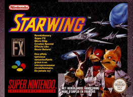 Starwing SNES 1993