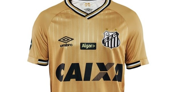 Umbro celebra bi mundial do Santos em terceiro uniforme ~ FutGestão a9d3e2704be95