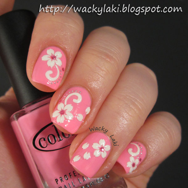 Wacky Laki Color Club Flamingo