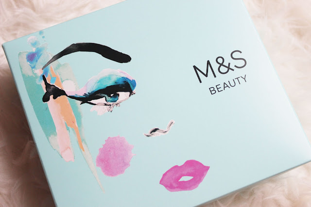 m&s, m&s beauty box, free gift with purchase, m&s gift with purchase