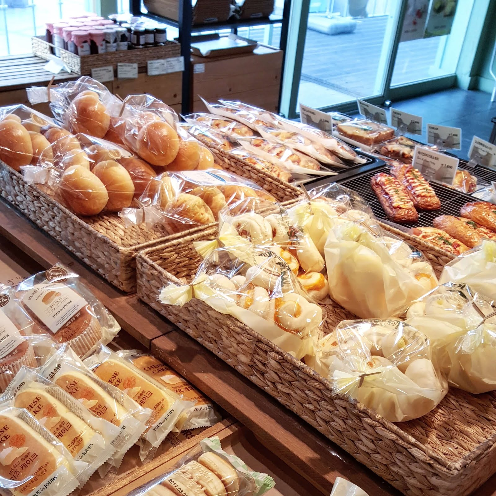 south korea bakery