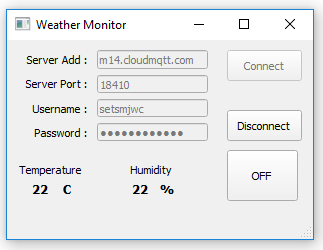 Get Temperature & Humidity Data on PC Using Python | NodeMCU
