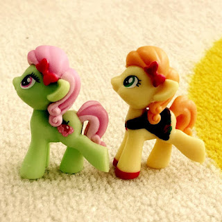 MLP Wave 16 Golden Harvest Figure