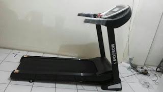 Alat Fitness Treadmill Elektrik Moscow
