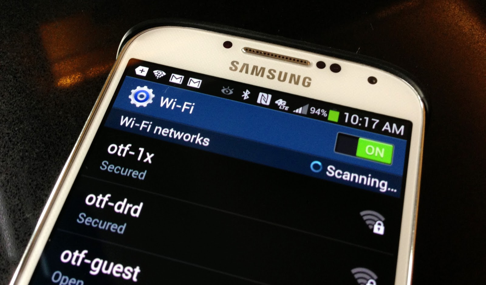 Increase WiFi Signal strength in Samsung Mobiles